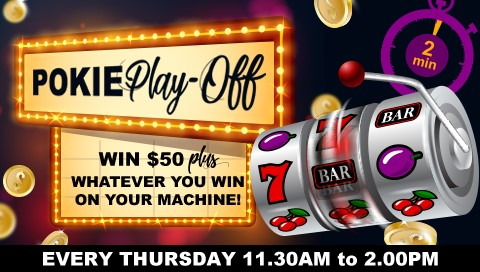 Pokie Play Off Game Show