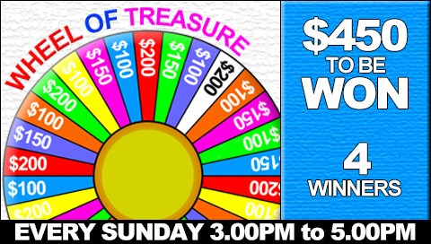 Bundaberg Pokies Wheel of Cash